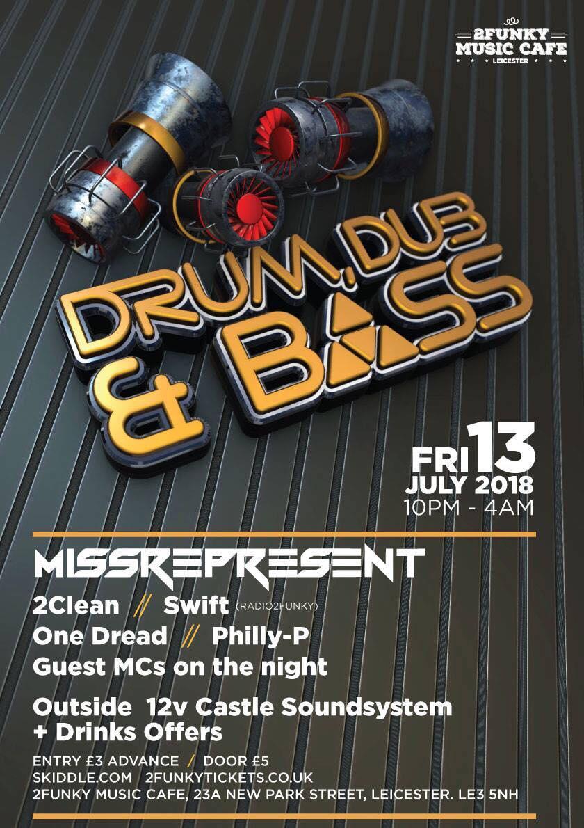 Drum Dub & Bass
