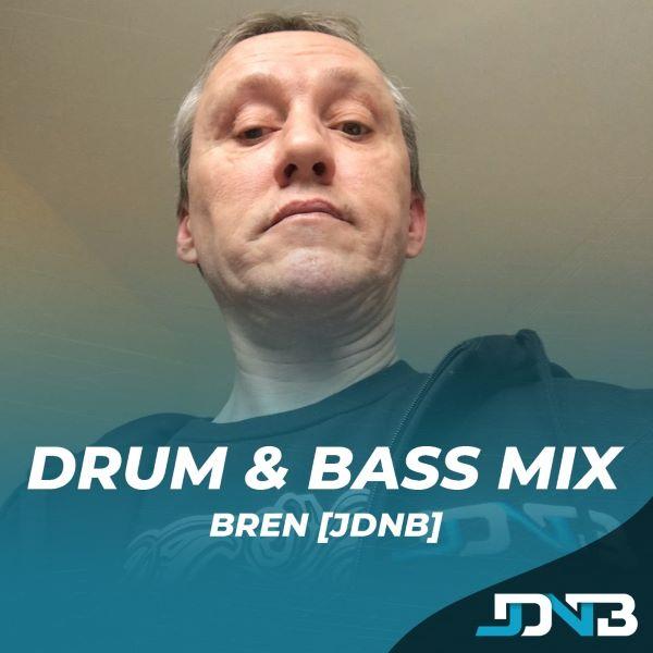Drum & Bass and Jungle Mix - July 2021 - Bren [JDNB]