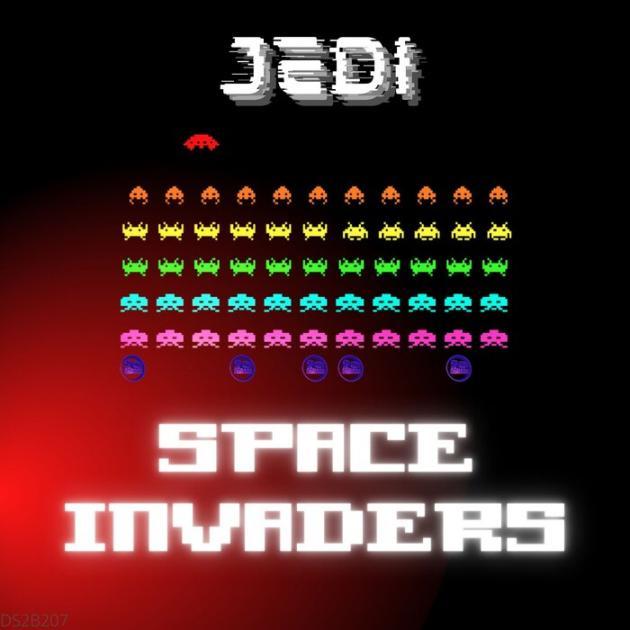 Jedi - Space Invaders EP