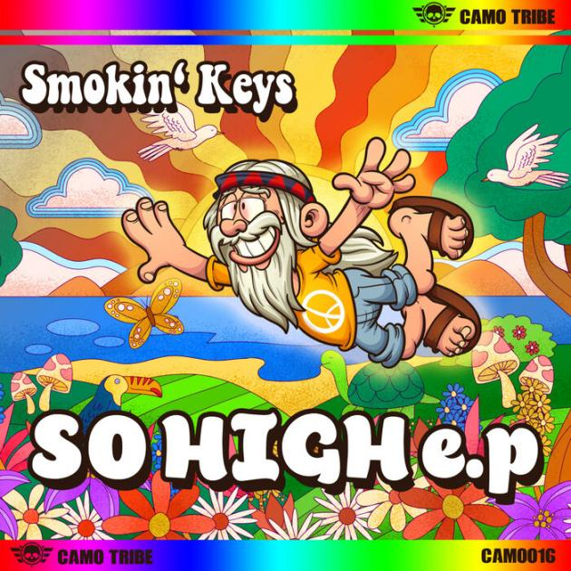 Smokin' Keys - So High EP