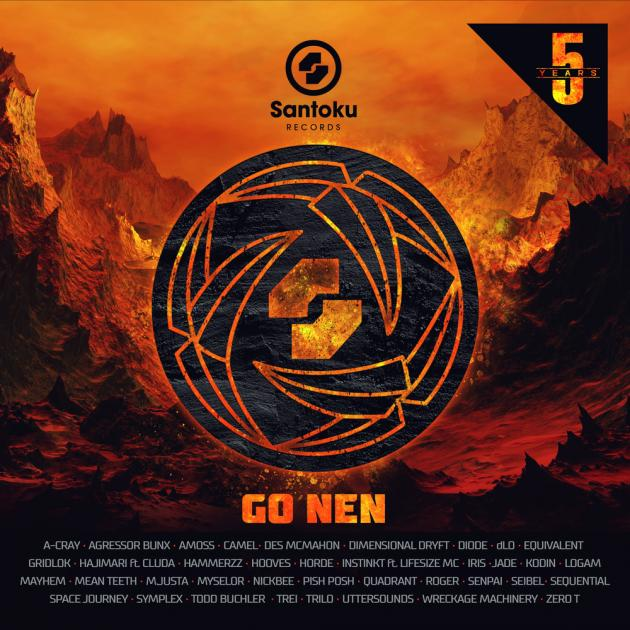 Go Nen LP [Santoku Records]