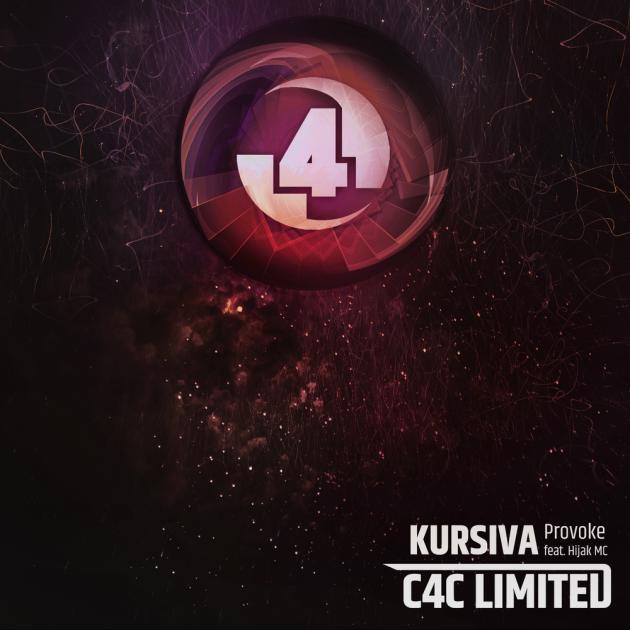 Kursiva: Provoke / Juggernaught (ft. Hijak MC & Transforma) [C4C Limited]