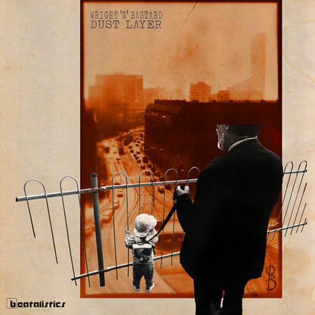 Wright & Bastard: DUST LAYER LP [Beatlistics]
