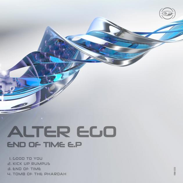 Alter Ego - End Of Time EP