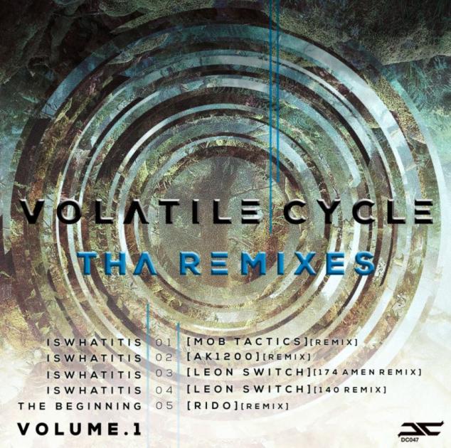 Volatile Cycle - Tha Remixes Volume.1