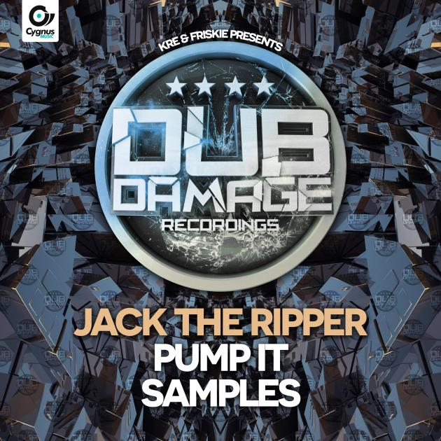 Jack the Ripper – Pump it, Samples EP