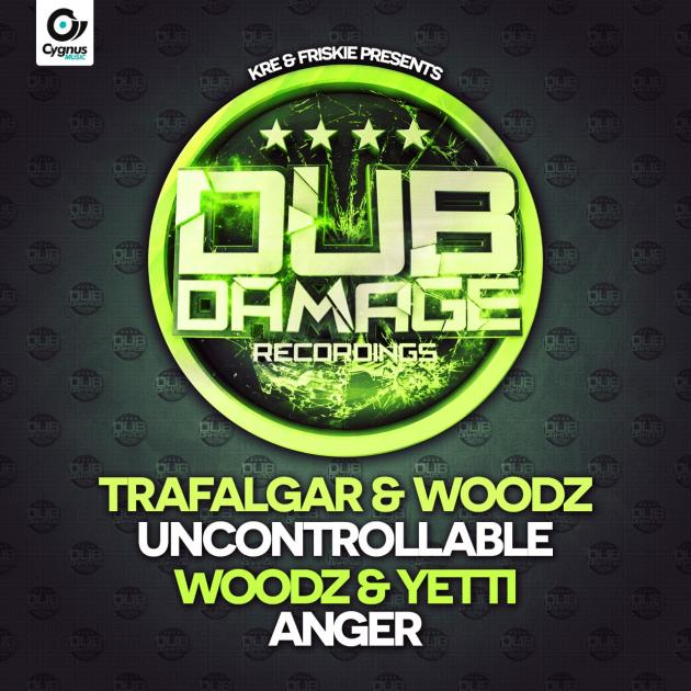 Trafalgar & Woodz - Uncontrollable / Woodz & Yeti - Anger