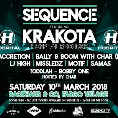 Sequence Presents Krakota