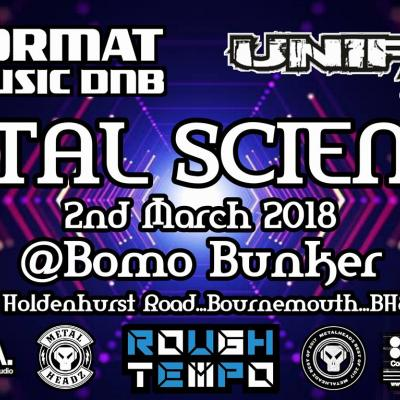 Unified Beatz & Format Music DnB