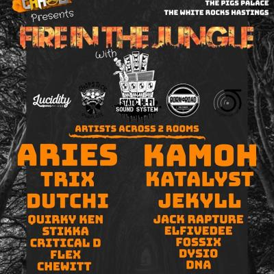 [28.02.20] Fire In The Jungle Hastings