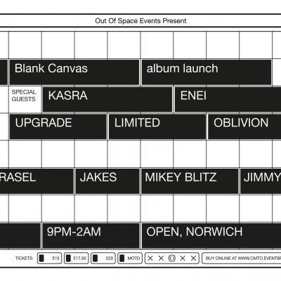 T>I's ALBUM LAUNCH - BLANK CANVAS (22/02/2020)