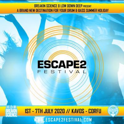 1.7.20 Escape2 Festival - Corfu 2020