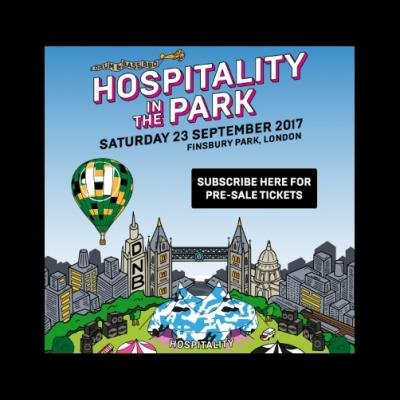 Hospitality In The Park 2017!