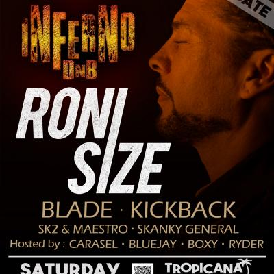 Roni Size poster instagram