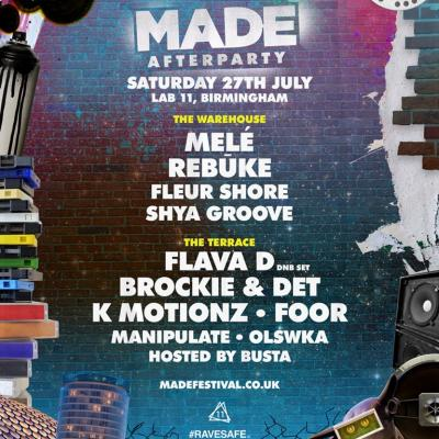 Made Festival Announces Massive  After Party