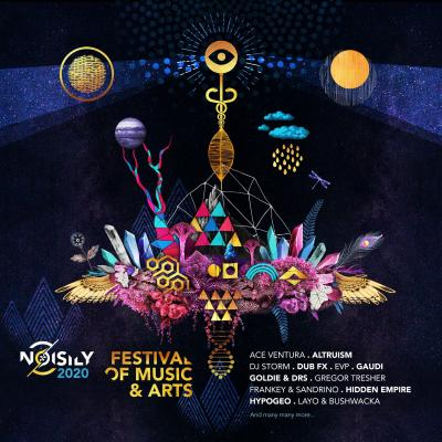 9.7 Noisily Festival - First wave Line Up