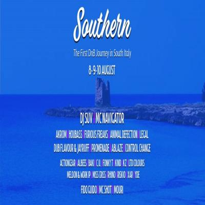 """8. 9.10 August 2018 """"SOUTHERN"""""""