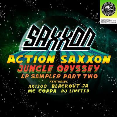 Action Saxxon - Jungle Odyssey Sampler Part 2