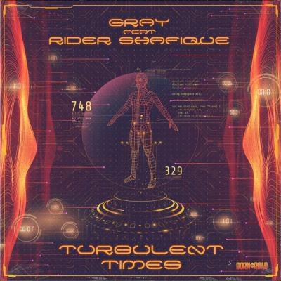 Gray feat Rider Shafique - Turbulent Times (Future Blends LP Sampler)