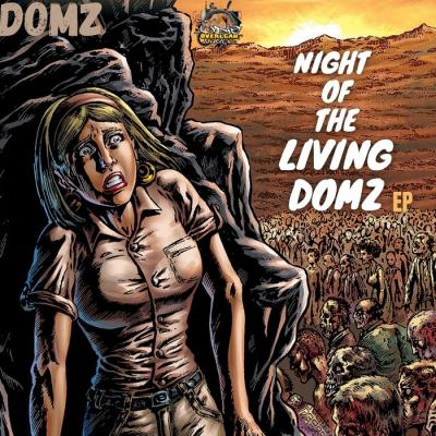 Domz - Night Of The Living Domz EP