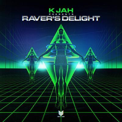 K Jah - Ravers Delight LP