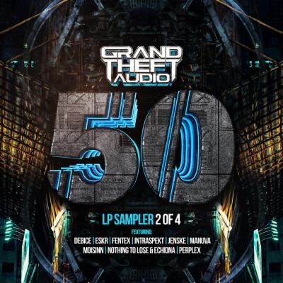 Various Artists - Grand Theft Audio 50 LP (Sampler Part 2)