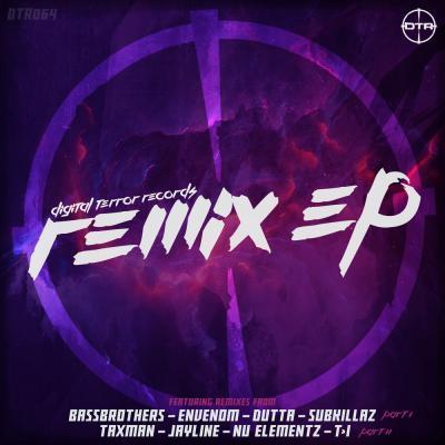 Digital Terror Remix E.P