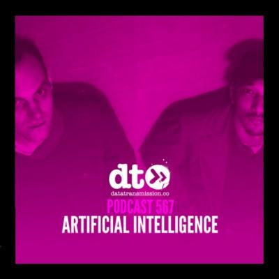 Podcast 567 – Artificial Intelligence
