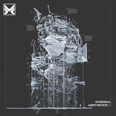 Barbarix & Volatile Cycle, Instinkt & Brain Vertex, Loop Stepwalker & Dj Assassin, Humanon - Integral Aesthetics EP [Methlab Recordings]