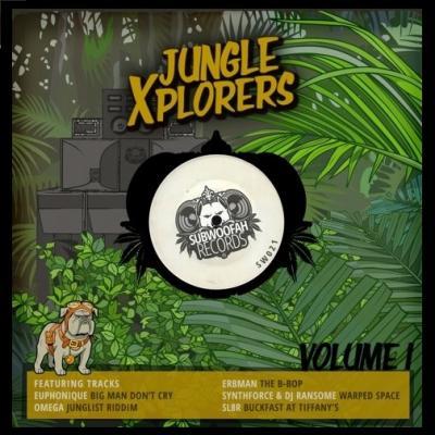Jungle Xplorers Vol.1