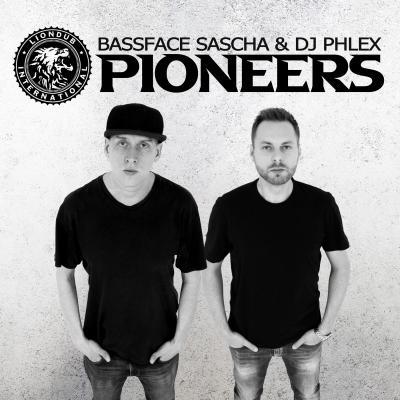 Bassface Sascha & DJ Phlex - Pioneers - Liondub International