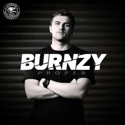 Burnzy - Proper - Liondub International