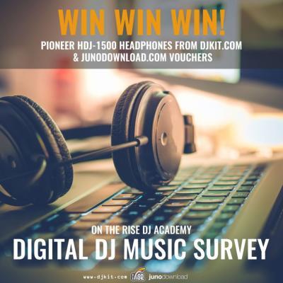 On The Rise Dj Academy Digital music Survey