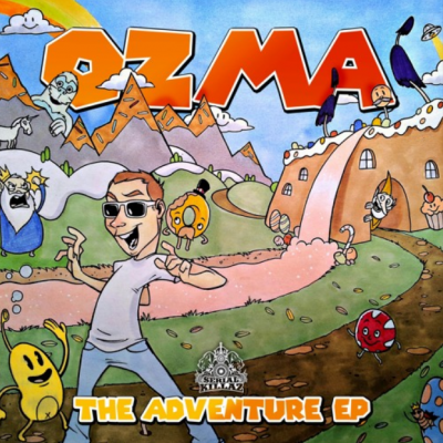 Ozma - The Adventure EP