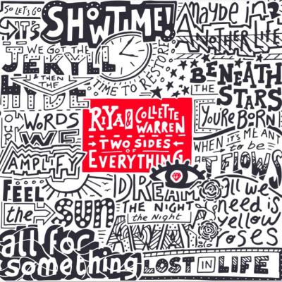 Riya & Collette Warren - Two Sides of Everything Album