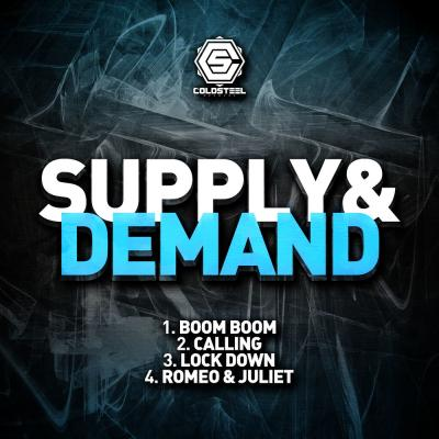 Supply And Demand: Sonic Soul EP [Cold Steel Records]