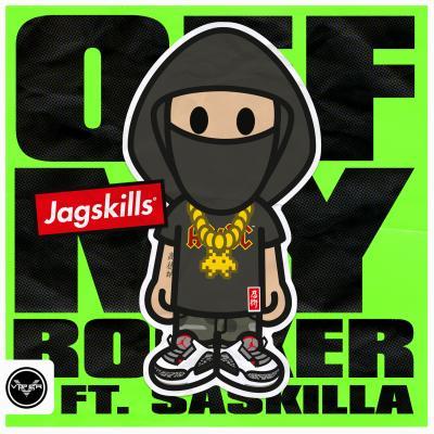 Jaguar Skills - Off My Rocker (Feat. Saskilla)
