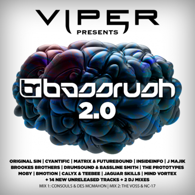Various Artists - Bassrush 2.0 (Viper Presents)