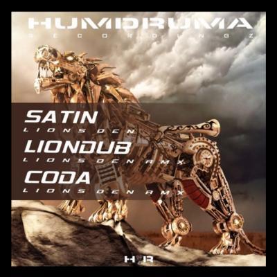 Satin - Jungle Den with Lion Dub & Coda Remixes