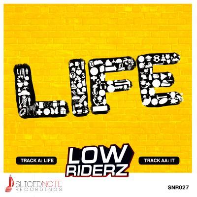 Lowriderz- Life EP
