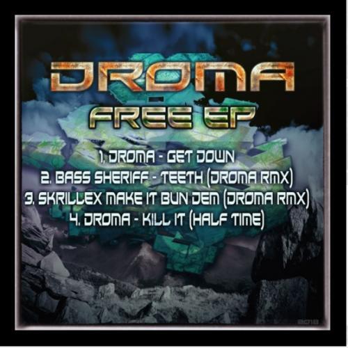 Droma - Free EP