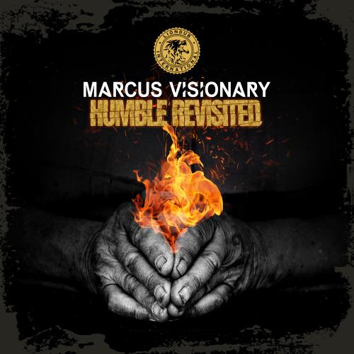 Marcus Visionary - Humble Revisited LP