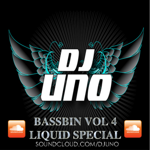 Dj Uno presents - BassBin Vol 4 liquid Special