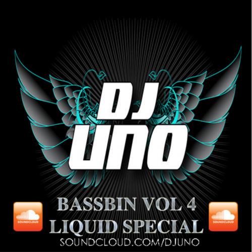 Dj Uno presents - BassBin Vol 4 liquid Special